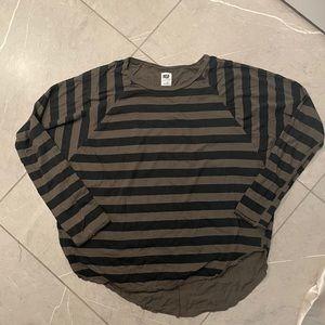 NSF Striped Long Sleeve Shirt